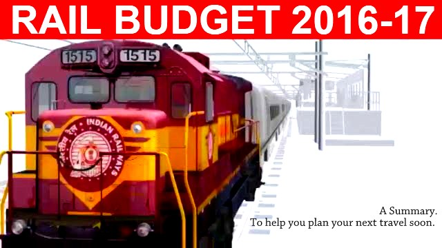Railway Budget- High on Intent and sustainable reforms, Execution to be the key!