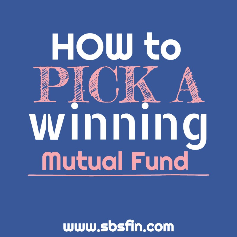 How to Pick Winning Mutual Funds?