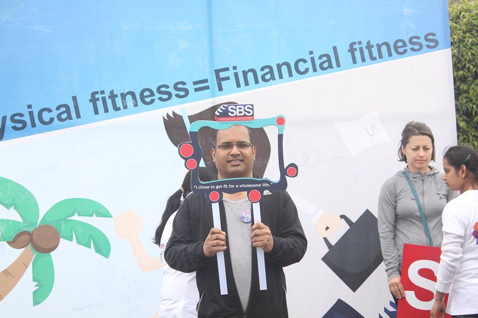 physical fitness equals to financial fitness
