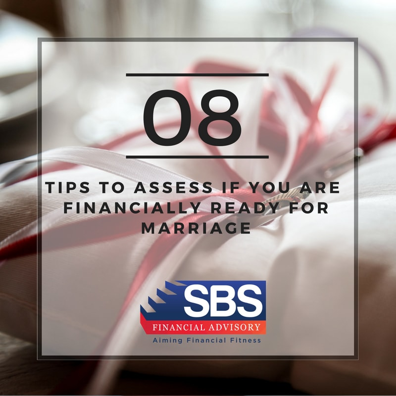 8 Tips to Assess if you are financially ready for Marriage?