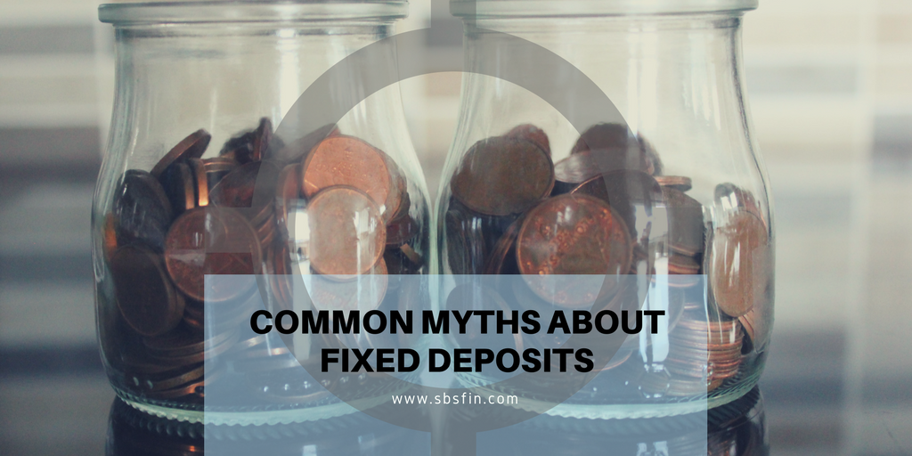Common Myths About Fixed Deposits
