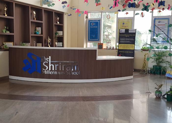 IAP by SBS Fin for The Shriram Millennium School, Noida