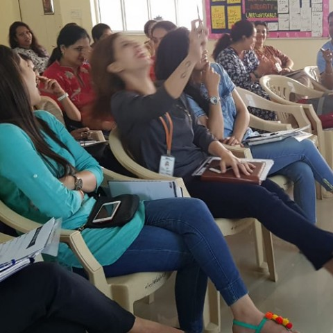 IAP by SBS Fin for The Shriram Millennium School, Noida5