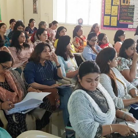 IAP by SBS Fin for The Shriram Millennium School, Noida1