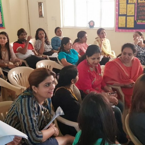 IAP by SBS Fin for The Shriram Millennium School, Noida12