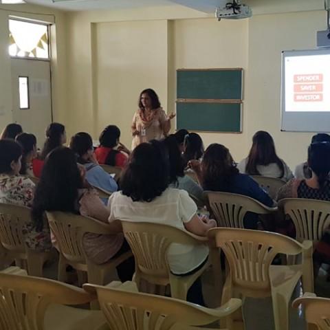 IAP by SBS Fin for The Shriram Millennium School, Noida16