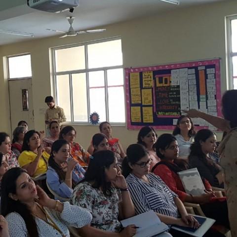 IAP by SBS Fin for The Shriram Millennium School, Noida17