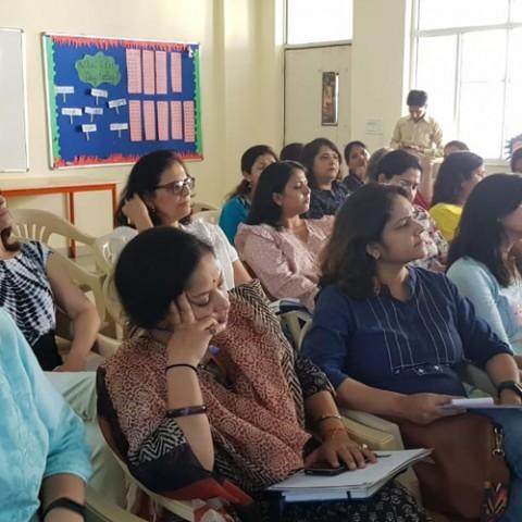 IAP by SBS Fin for The Shriram Millennium School, Noida18