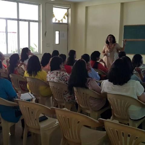 IAP by SBS Fin for The Shriram Millennium School, Noida19