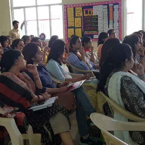 IAP by SBS Fin for The Shriram Millennium School, Noida20