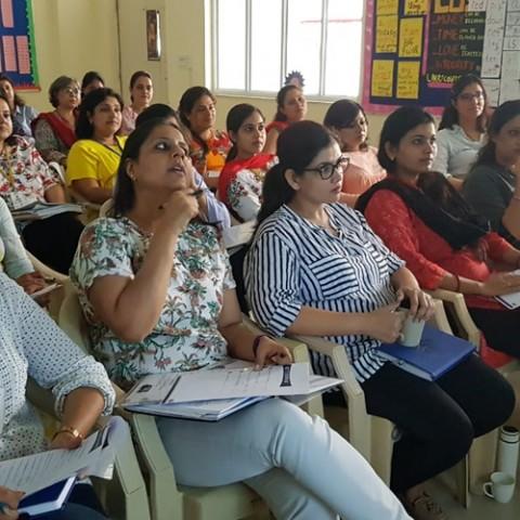 IAP by SBS Fin for The Shriram Millennium School, Noida21