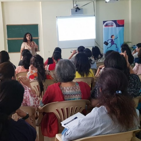 IAP by SBS Fin for The Shriram Millennium School, Noida22