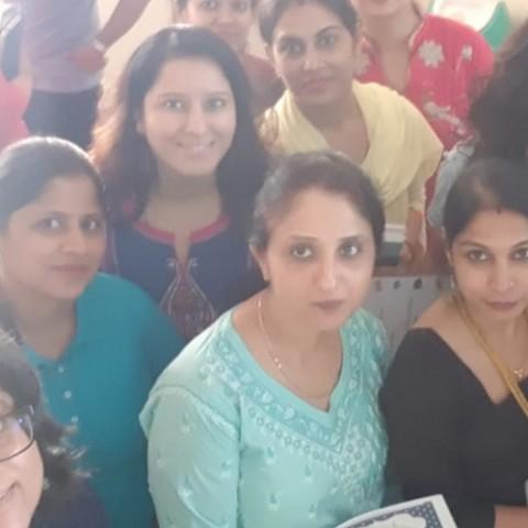 IAP by SBS Fin for The Shriram Millennium School, Noida24