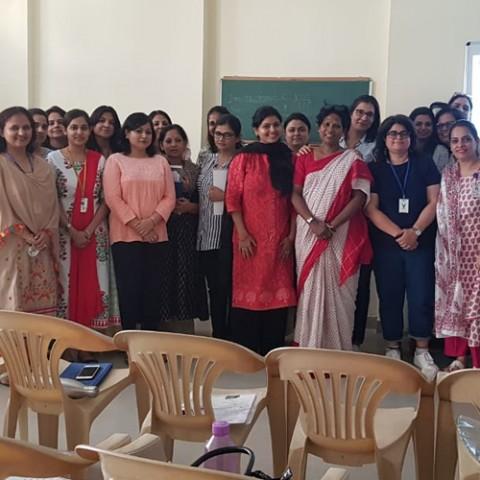 IAP by SBS Fin for The Shriram Millennium School, Noida25